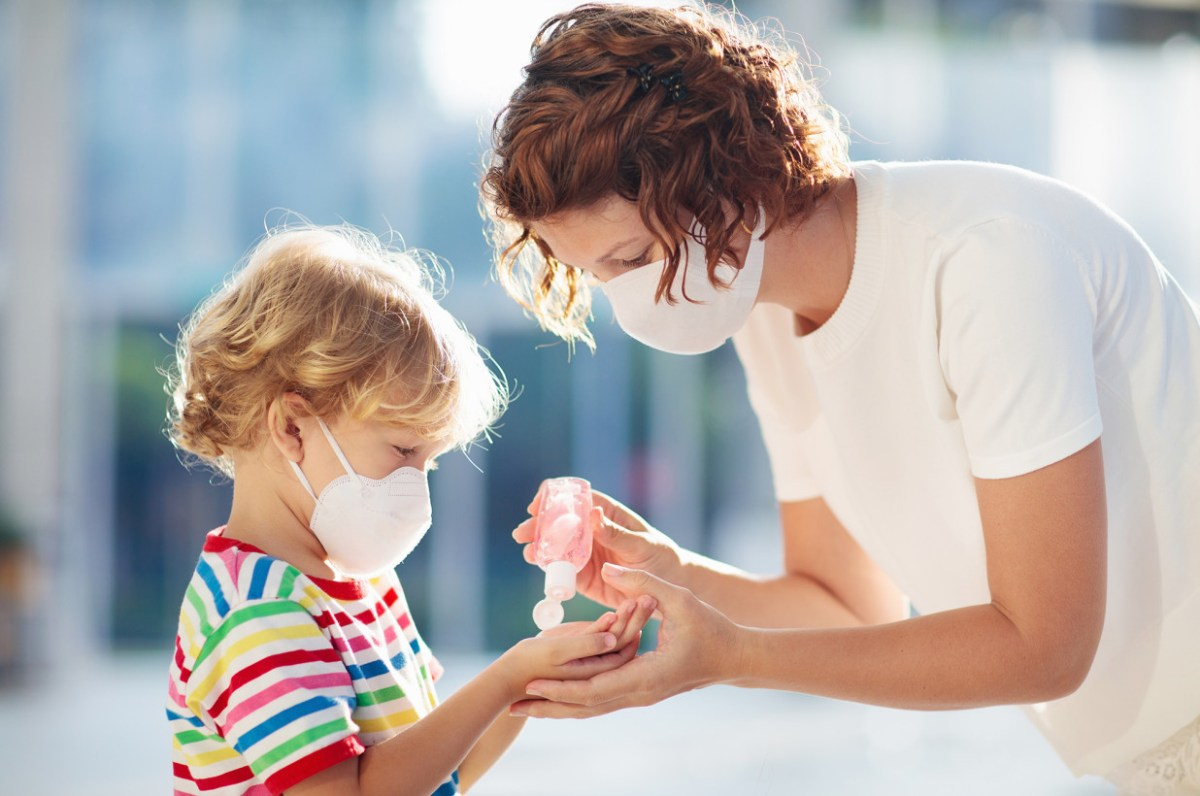 The coronavirus child care talk you need to have with your nanny
