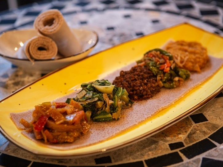 Ethiopian Restaurant Offers Princely Crown Heights Feasts