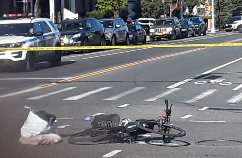 Cyclist Killed by Bus Driver in Flatbush Danger Zone