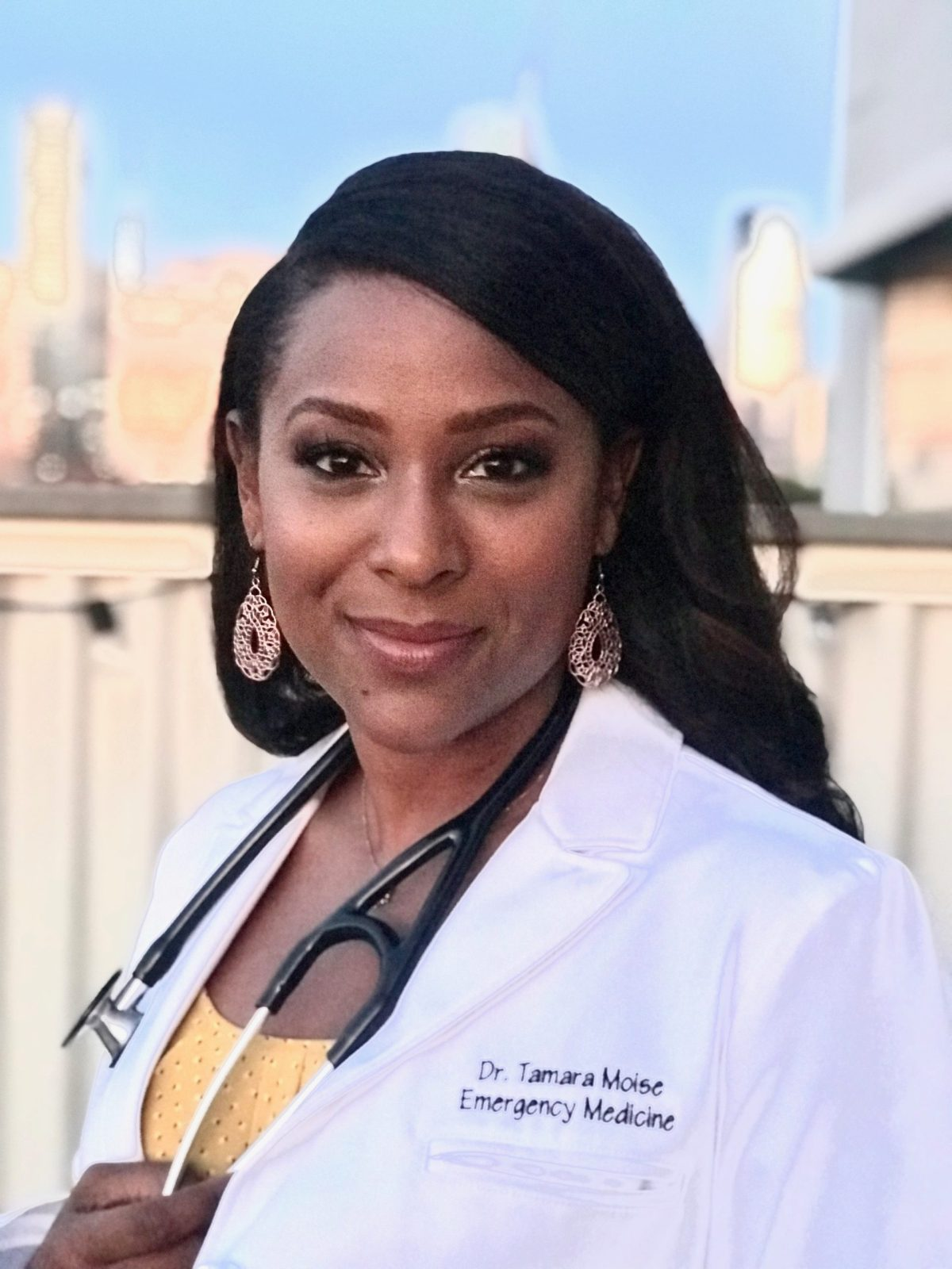 On The Front Lines: A Haitian-American Doctor Works Around The Clock To Save Brooklyn Lives From Coronavirus
