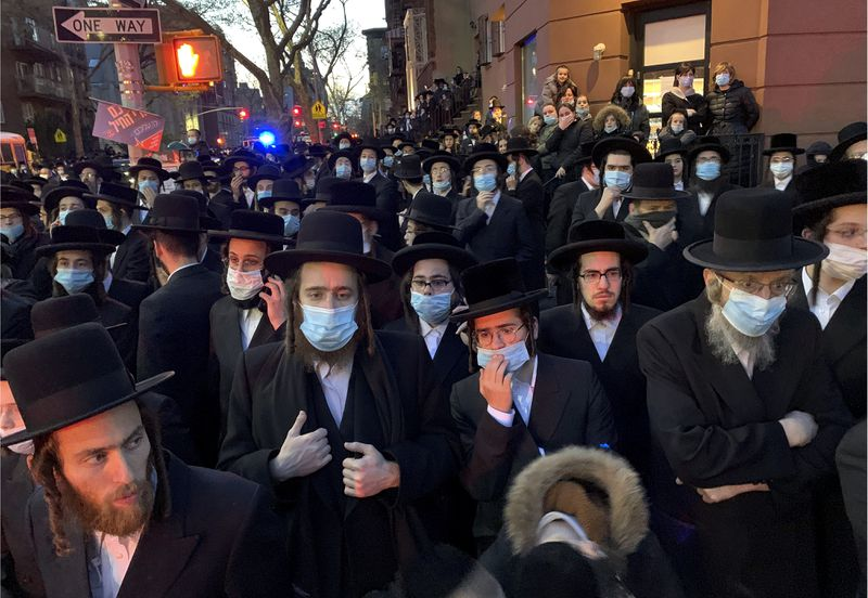 Understanding why some Hasidic Jews resist social distancing restrictions