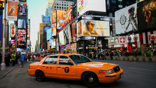 With Ridership Down 90% Due To Coronavirus, NYC Taxi, For-Hire Vehicle Drivers Worried About Financial Futures