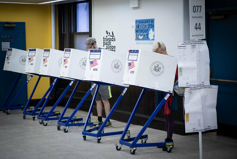 With Distributed Absentee Ballots Vastly Outnumbering In-Person Vote, Impact of Mail-In Ballots Could Be Dramatic