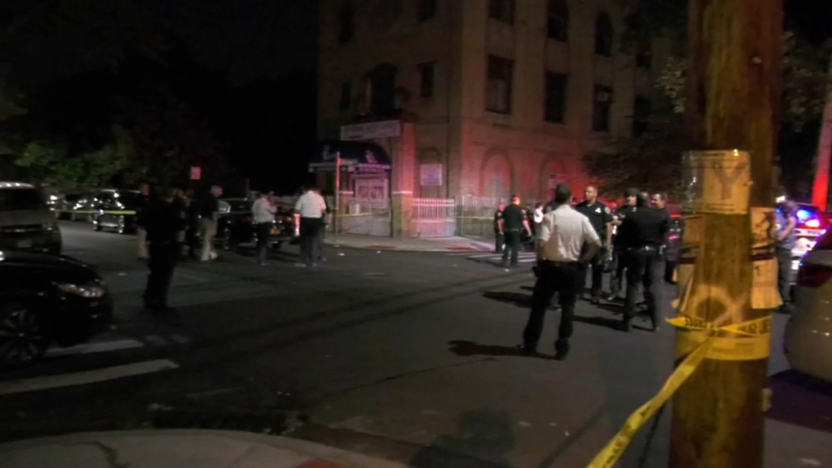 Woman and 3 men shot and wounded during dispute in Brooklyn