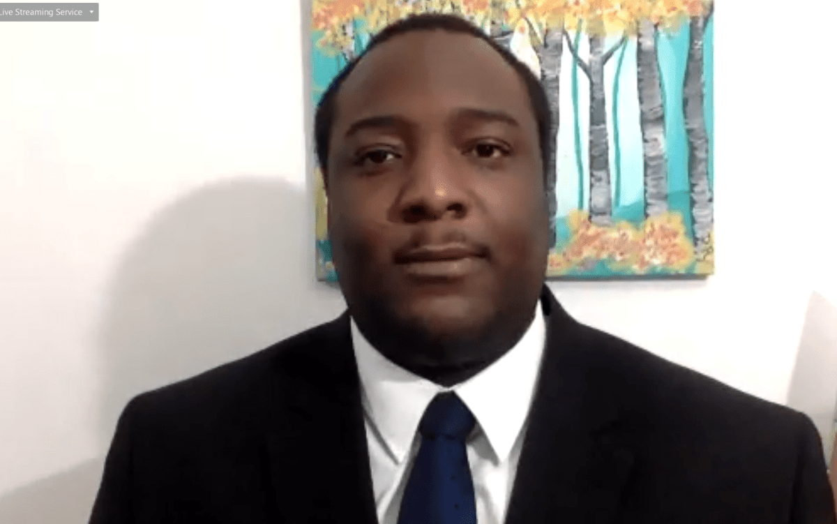 Isiah James, NY District 9 Candidate