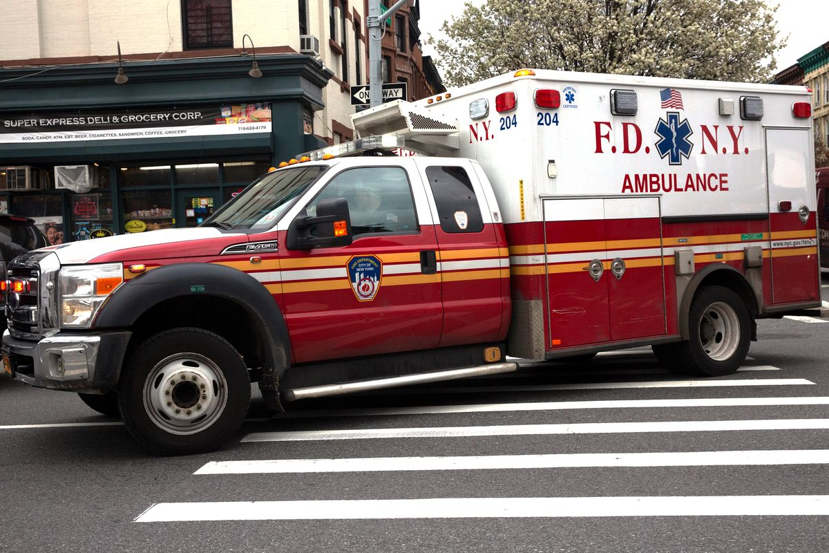 Paramedics and EMTs Under Staggering Stress in Era of Disease and Disruption
