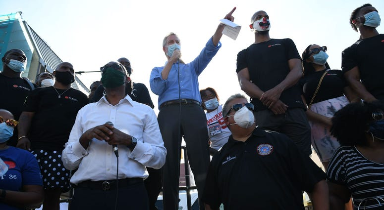 Residents Call For End To Gun Violence At Brooklyn March: 'This Craziness Must Stop'