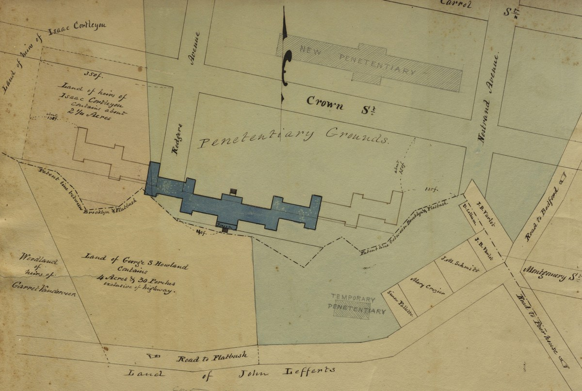 Drool Over Historic Maps of the Borough at Brooklyn Historical Society's New Online Collection