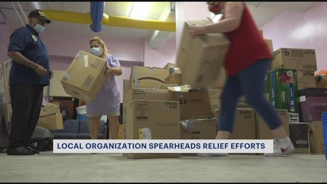 Bed-Stuy organization collecting supplies to send to Puerto Rico following Isaias' impact