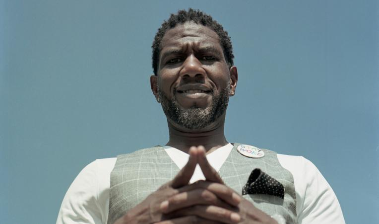 Jumaane Williams was made for this moment