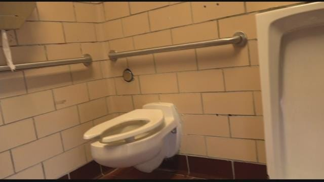 Neighbors say Fort Greene Park bathroom is unclean, hasn't been upgraded in decades