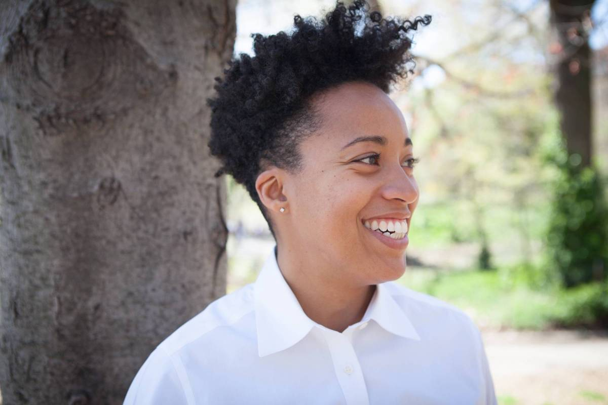 Crystal Hudson is running for City Council District 35