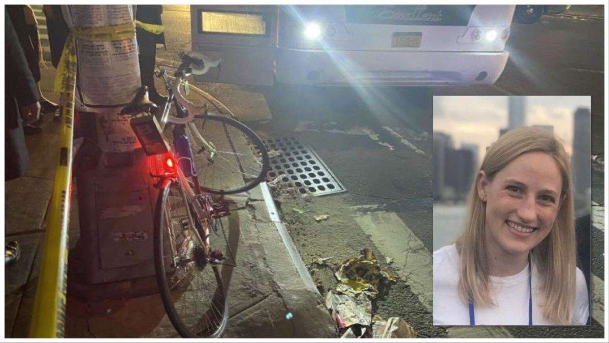 Street safety advocates blast de Blasio after Brooklyn ADA Sarah Pitts is killed while cycling