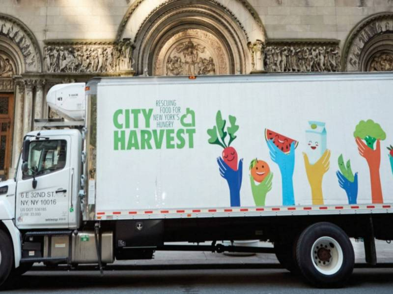 City Harvest; COVID-19; Food Insecurity