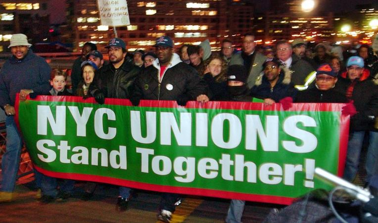 New York City's history of public sector strikes