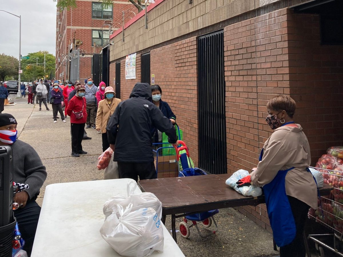 Fighting Hunger in Brooklyn: One Food Pantry At A Time