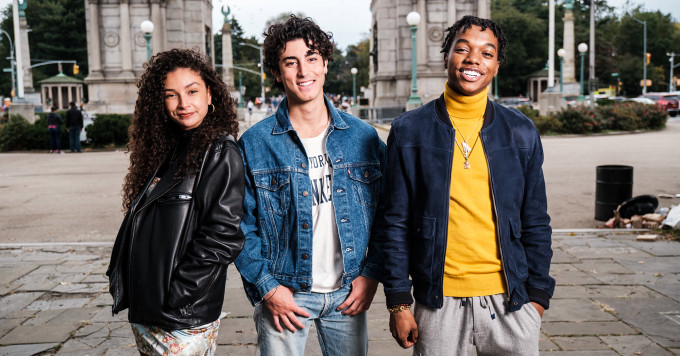 Meet the cast of Netflix's gritty new NYC high-school drama 'Grand Army'