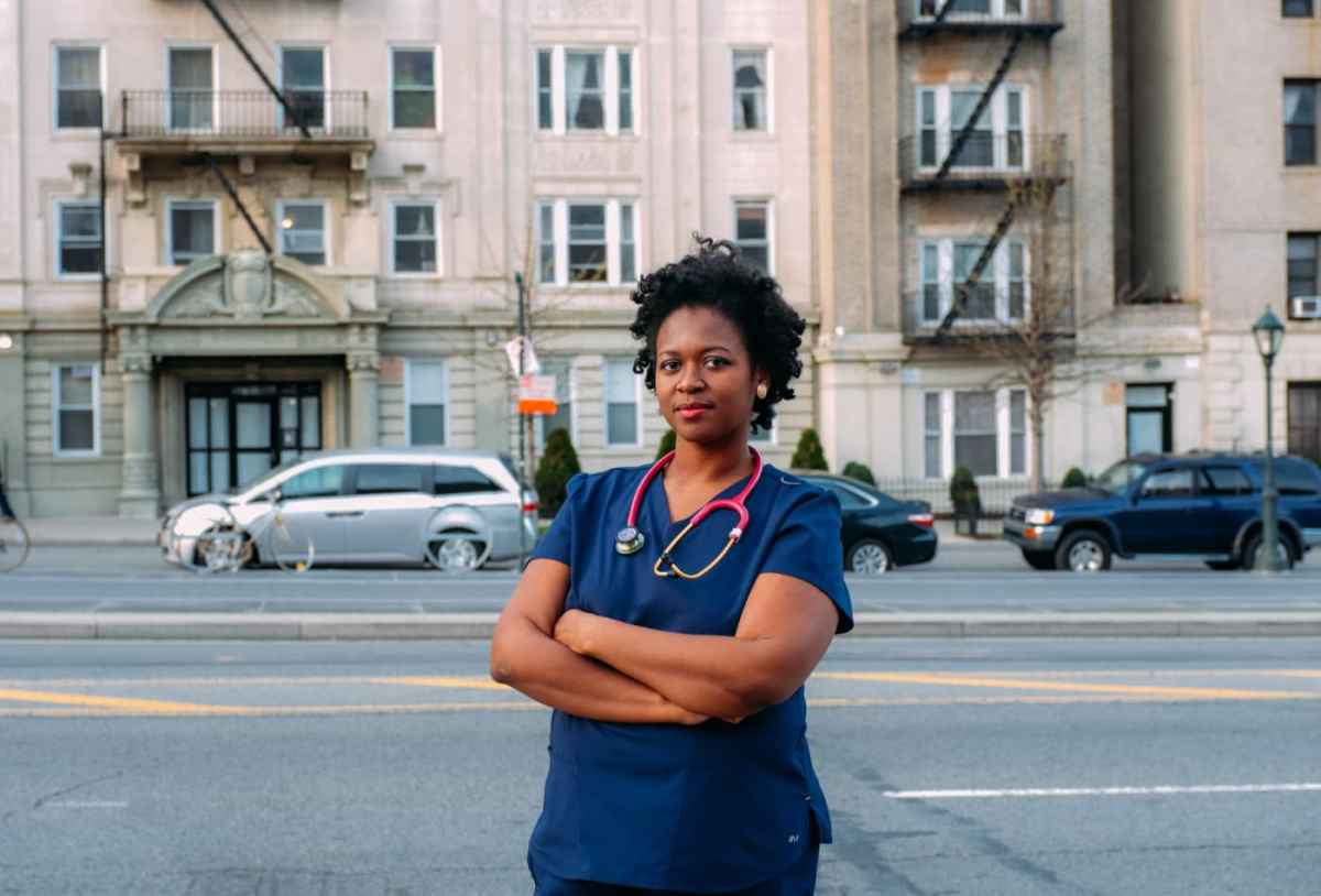 Meet Phara Souffrant Forrest, 31-year-old nurse who is now a member of the New York State Assembly