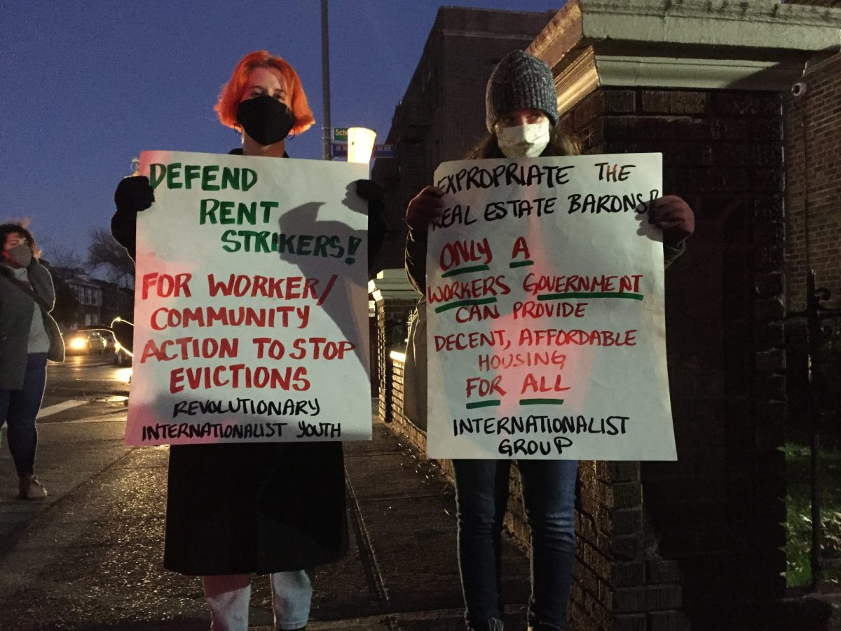 City's Worst Landlord Threatens Mass Eviction at Rent Striking Crown Heights Building, Says He Just Wants Them Back At The Negotiations Table
