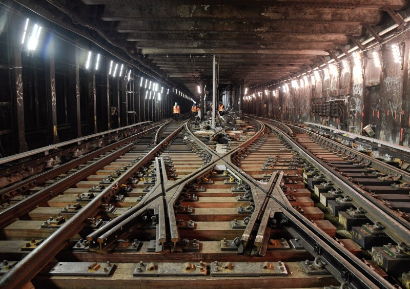 Wednesday's Headlines: 'The End of the MTA?' Edition