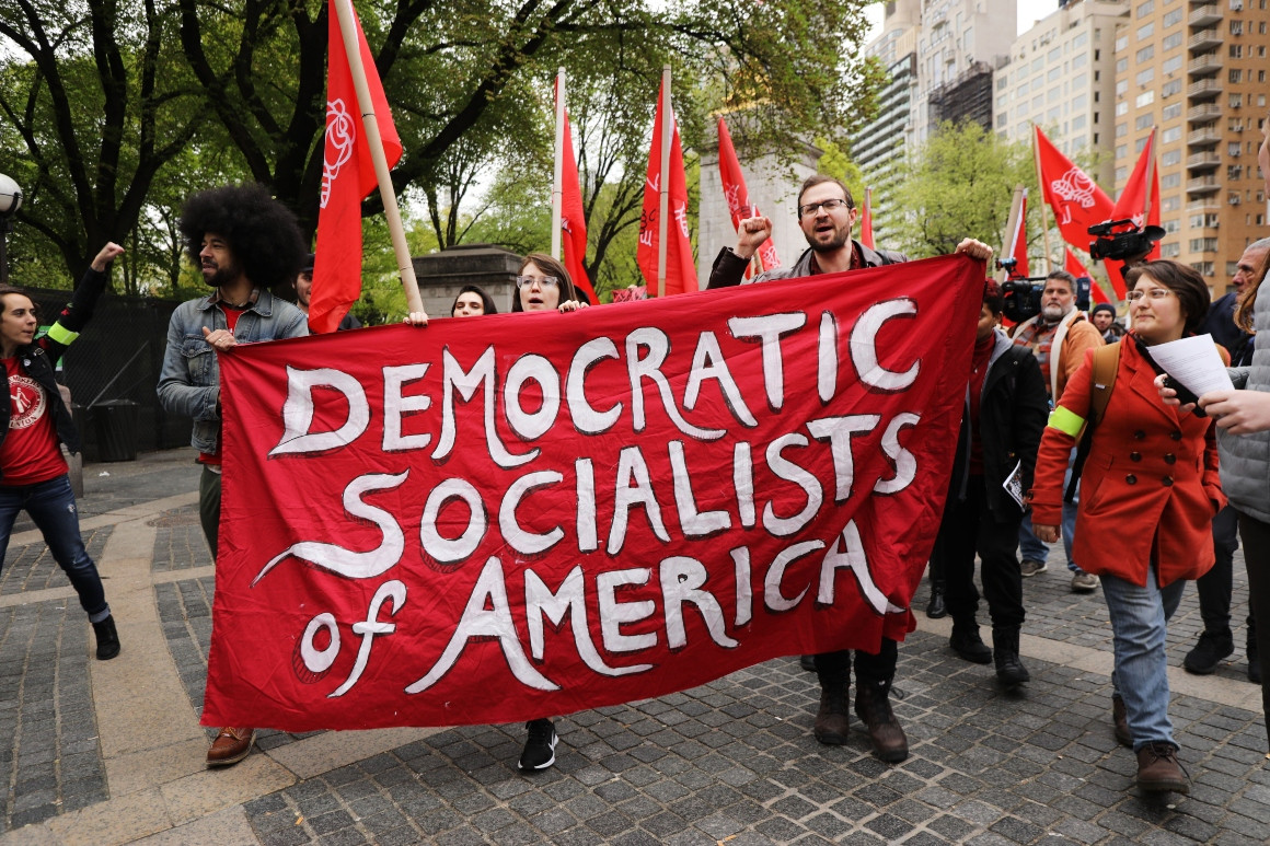 As their reach grows in Albany, Democratic socialists target the City Council
