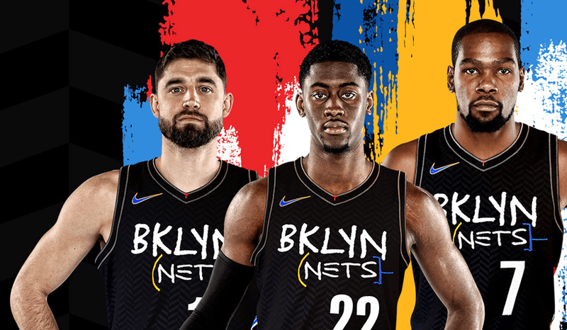 Nets pay tribute to Brooklyn's Jean-Michel Basquiat with new uniforms