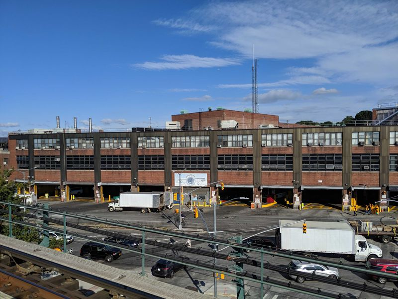 Asbestos no danger at East New York bus depot — but MTA needs to do better tracking problem, says report