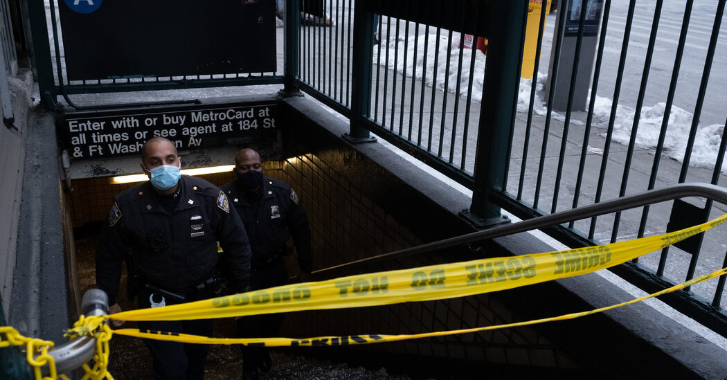 Homeless Man Arrested in Subway Stabbings That Left 2 Dead, 2 Wounded