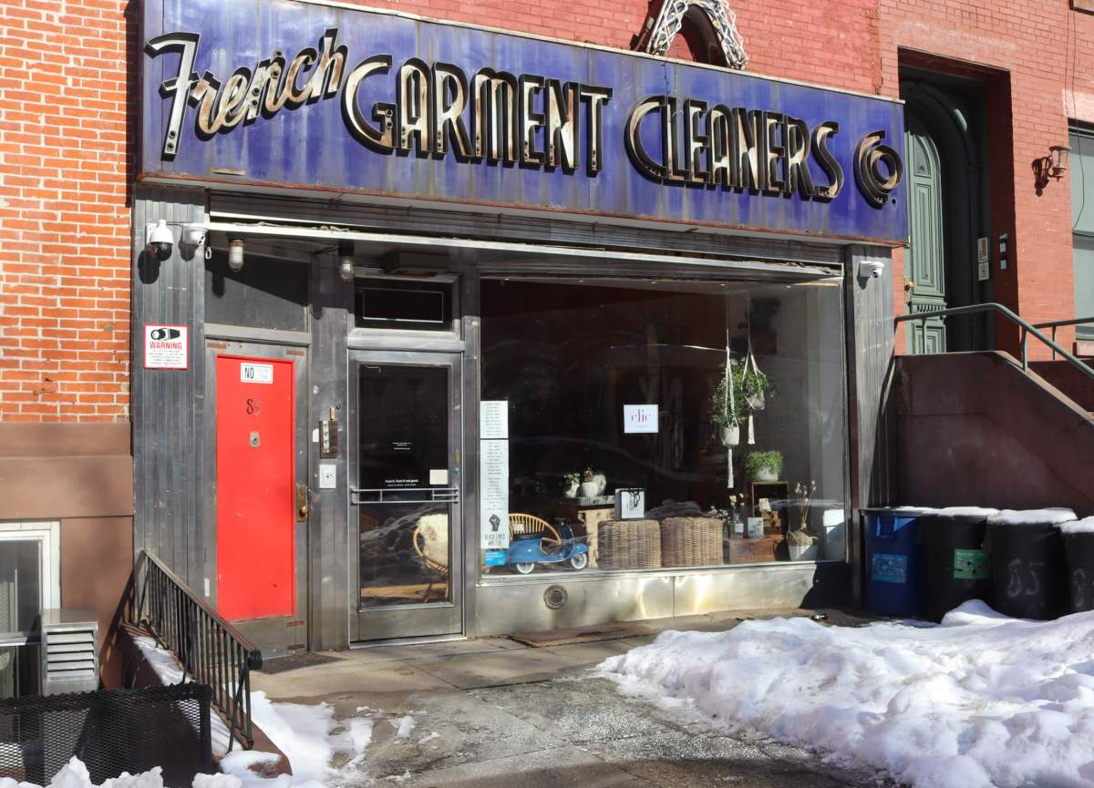 Homes Goods Store Clic Set to Open in Former Bird Location in Fort Greene