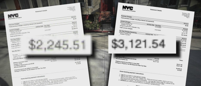 Bushwick homeowners forced to spend thousands on questionable sidewalk repairs