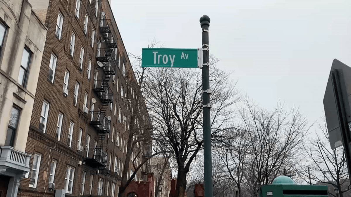 Why Seven Crown Heights Streets Are Named for Upstate Cities