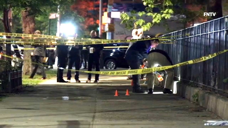 NYPD officer shot and wounded in Bedford-Stuyvesant