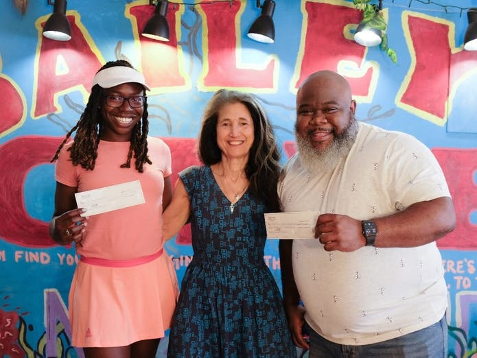 Bed-Stuy Raises $10K For Community Haven At Jackie Robinson Park