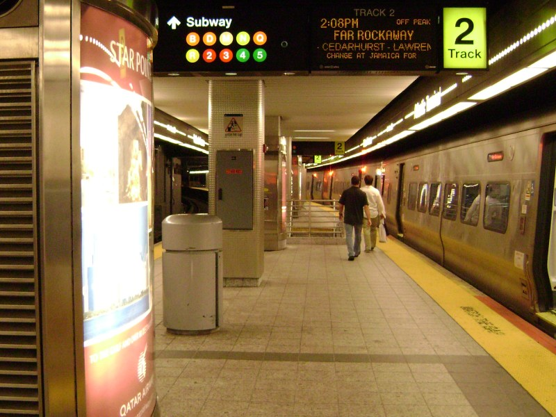 LIRR's Atlantic Terminal activates new Wi-Fi for 21K daily commuters