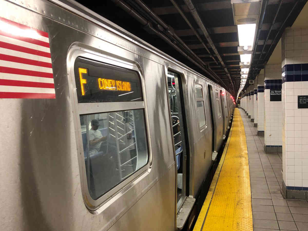 G-whiz! G train to extend to Coney Island for two weekends in August