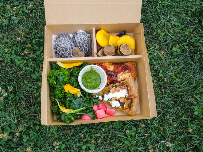 """Perfect Picnics Now Available At Fort Greene's Excellent New """"Dinner Party"""""""