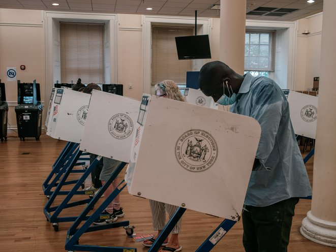NY Senate Plans Statewide Hearings On Elections With Voters Taking Center Stage