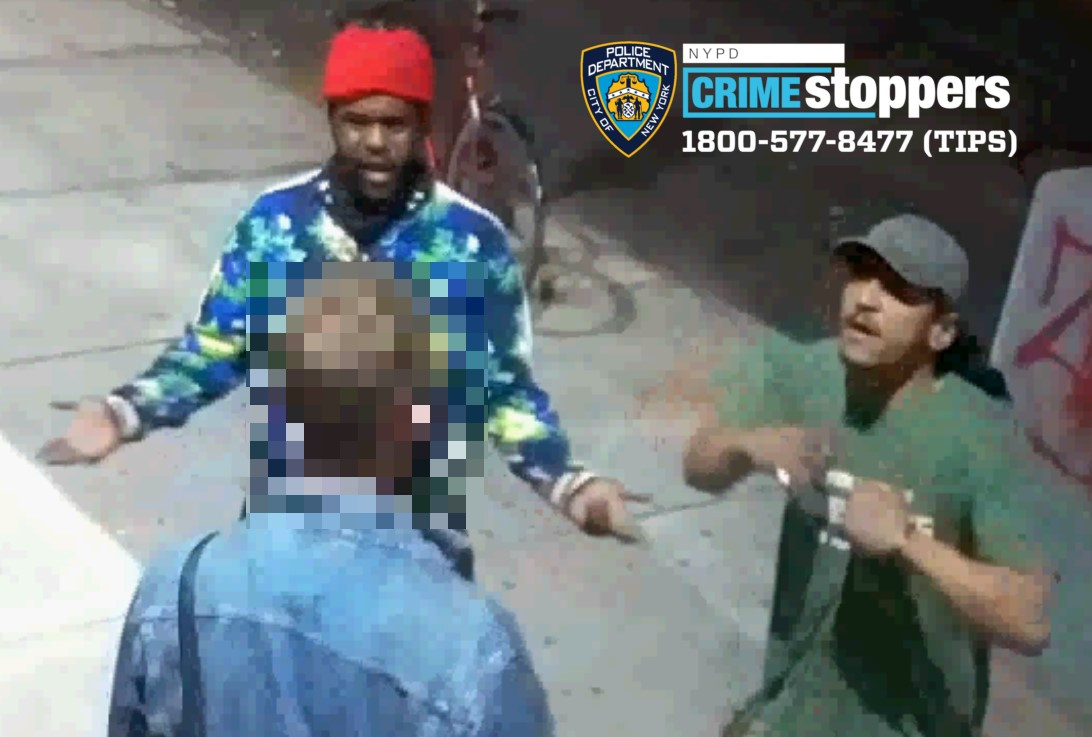 3 men targeted in anti-gay hate crime attack in Brooklyn: NYPD