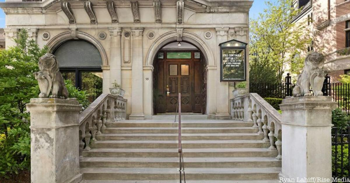 The Historic Brooklyn Gold Coast Mansion at 53 Prospect Park West