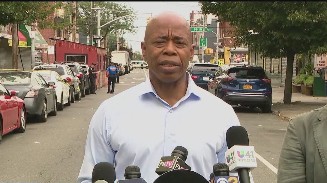 NYC mayoral candidates speak out after wave of overnight gun violence
