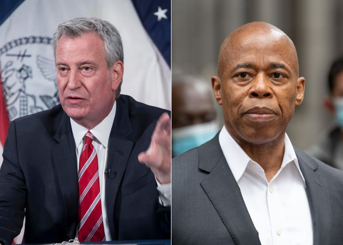 Adams, de Blasio accepted campaign cash from Brooklyn man charged in bank fraud scheme