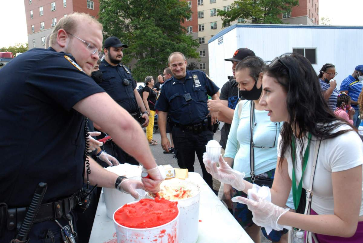 Brooklynites come together for National Night Out Against Crime
