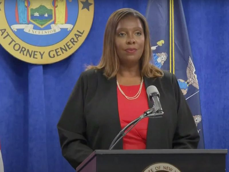 State Attorney General Letitia James Puts Spotlight on the Women Who Accused Cuomo