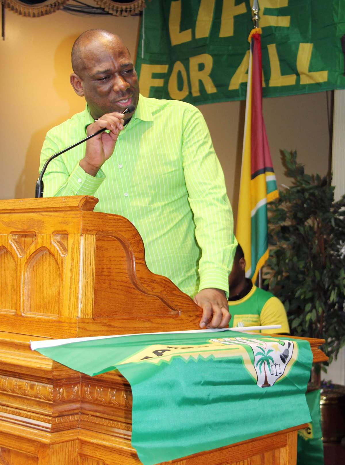 Guyanese to hold massive rally in Brooklyn