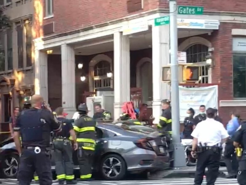 Driver arrested after Brooklyn crash that killed 3-month-old baby girl