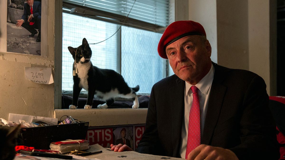 Who Is Curtis Sliwa? A Look at the GOP Mayoral Candidate's Wild Ride in New York