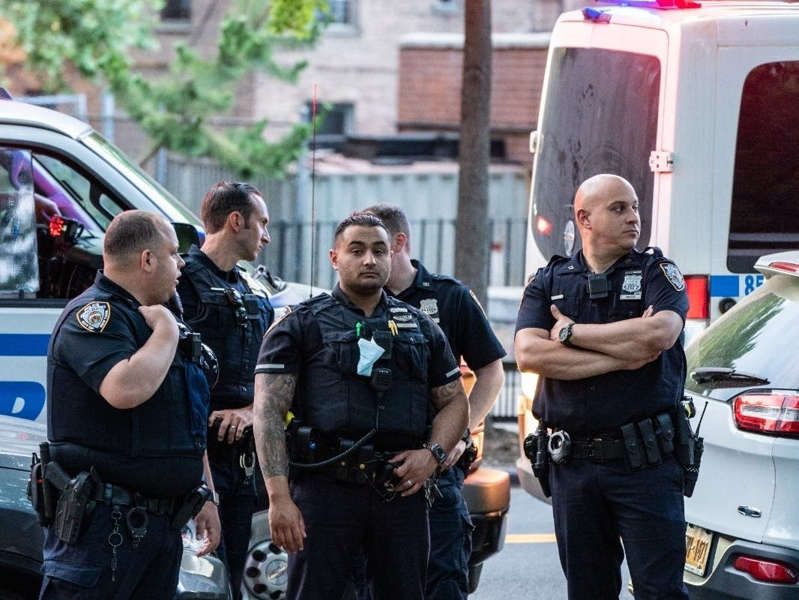 NYPD Police Union Files Lawsuit Against COVID Vaccine Mandate