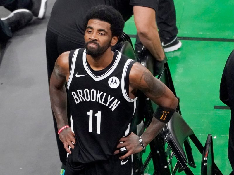 Nets tell Kyrie Irving: No vax, no thanks!