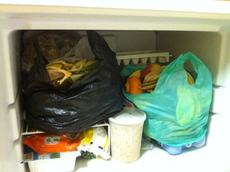 The freezer before BK ROT - from a new member