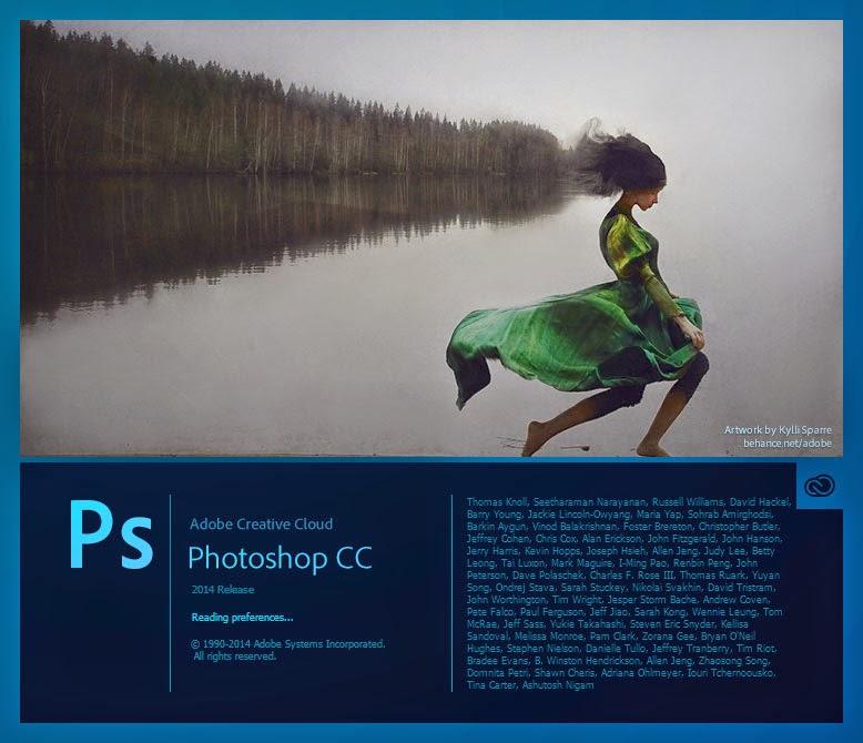 Adobe PhotoShop cc portable
